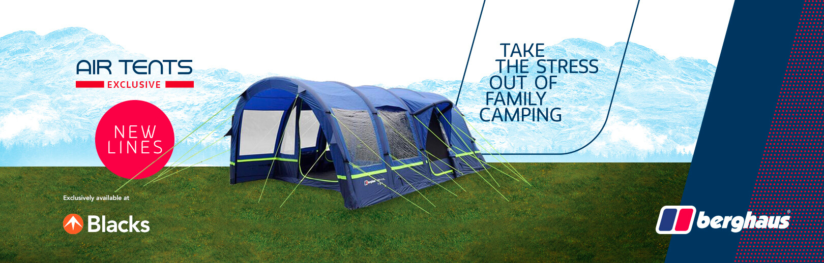 Take The Stress Out Of Family Camping