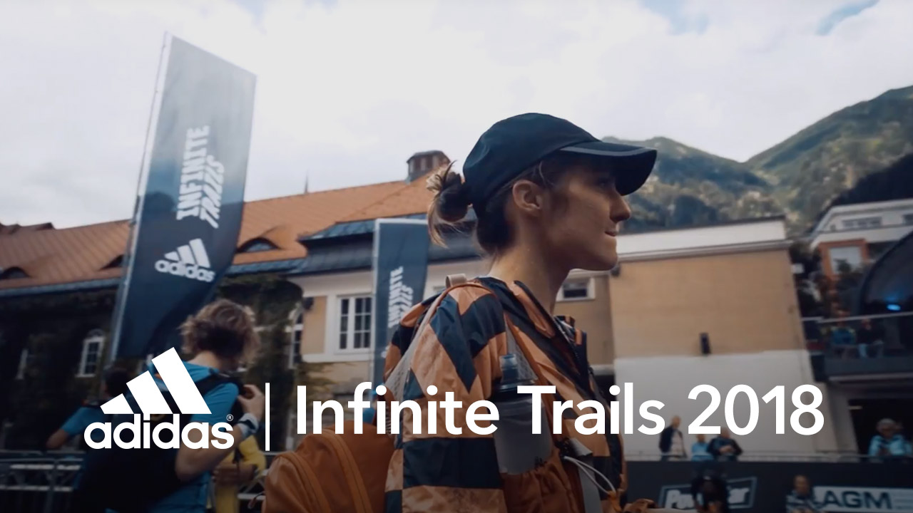adidas Infinite Trails 2018 - Bad Hofgastein, Austria