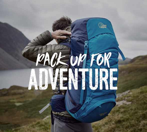 Pack for Adventure