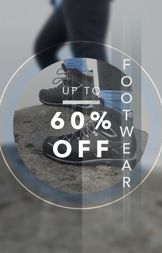 Up To 60% Off Footwear