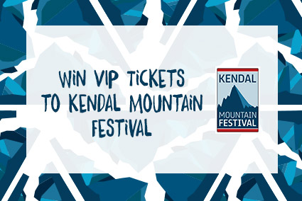 Kendal Mountain Festival VIP Package Competition