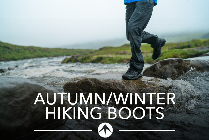 Introducing | The 2017 Autumn/Winter Hiking Boots Collection