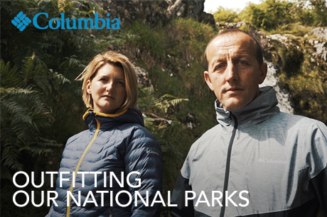 Columbia: Officially Outfitting Our National Parks