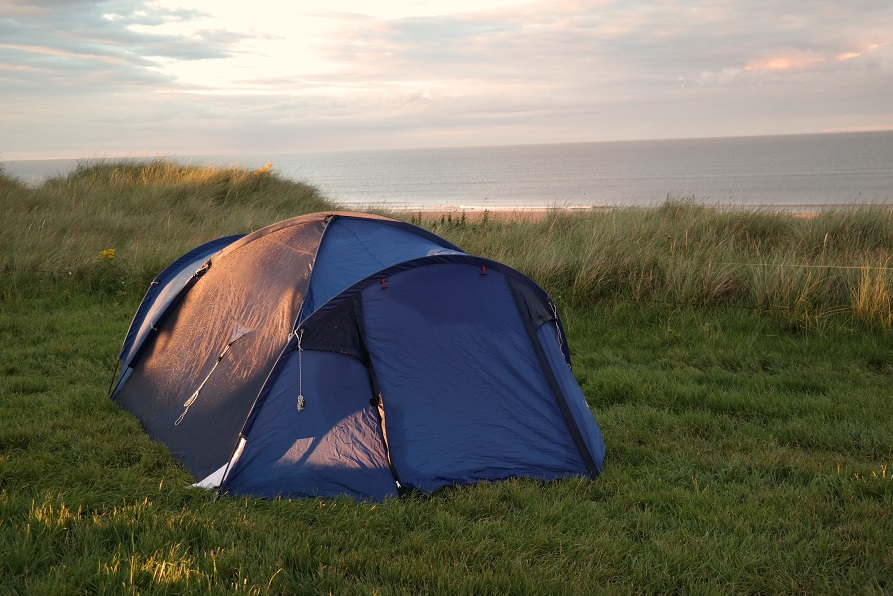 Coastal Campsites -Hemscott Hill Farm, Northumberland