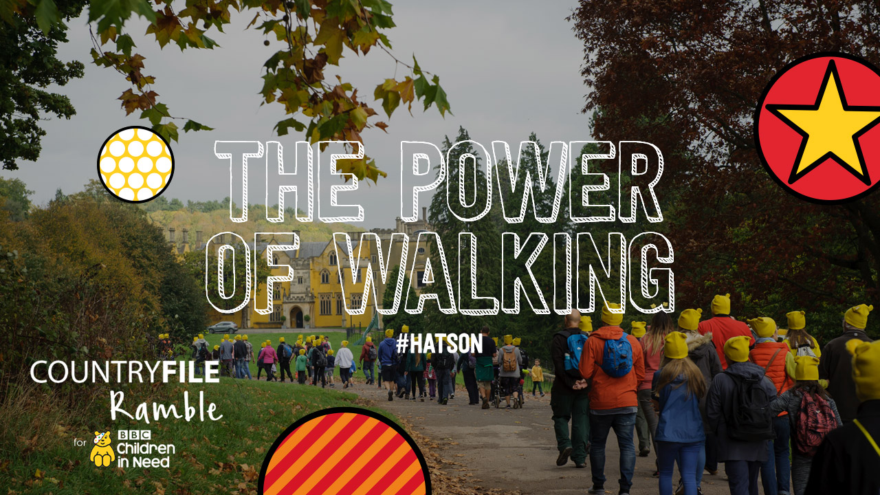 The Power of Walking | BBC Countryfile Ramble