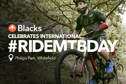 Blacks Celebrates International #RideMTBDay