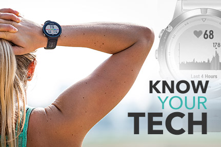 Know Your Tech: A Sports-Watch Jargon Buster