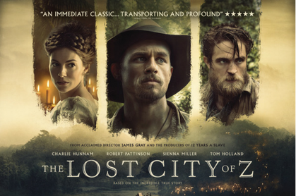 Colonel Percy Fawcett & The Lost City of Z