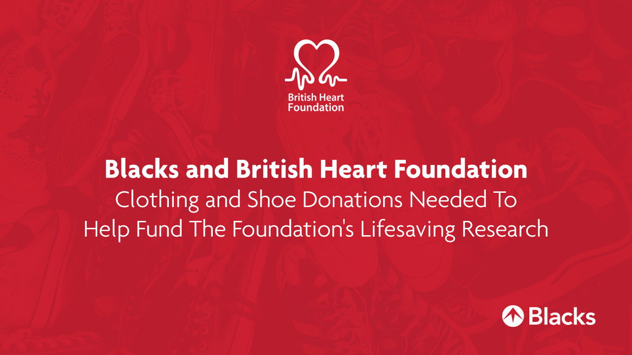 British Heart Foundation amnesty