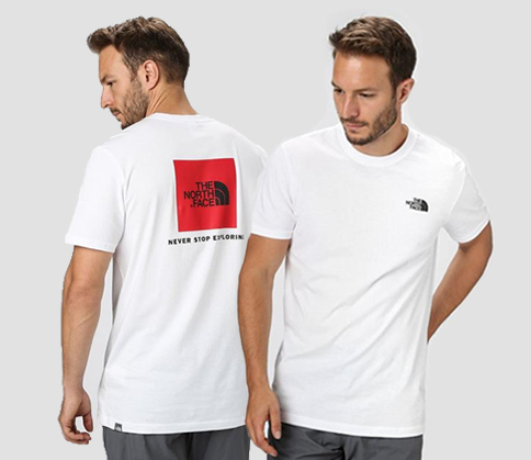 Buy One Get One Half Price T-Shirts