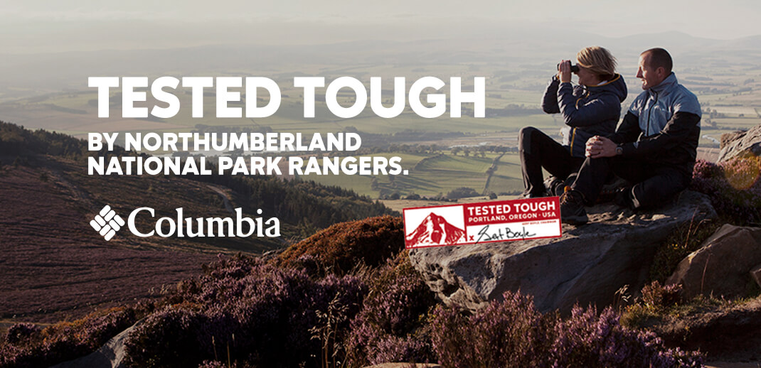 Tested Tough By Northumberland National Park Rangers
