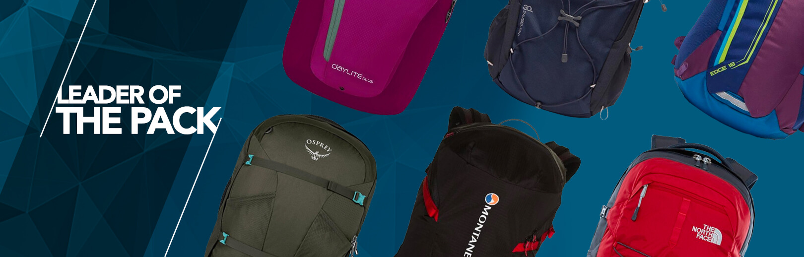 Rucksacks and Packs