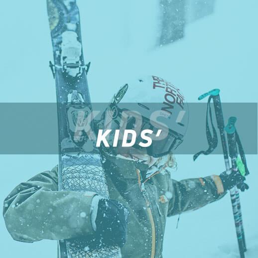 Kids Ski Clothing