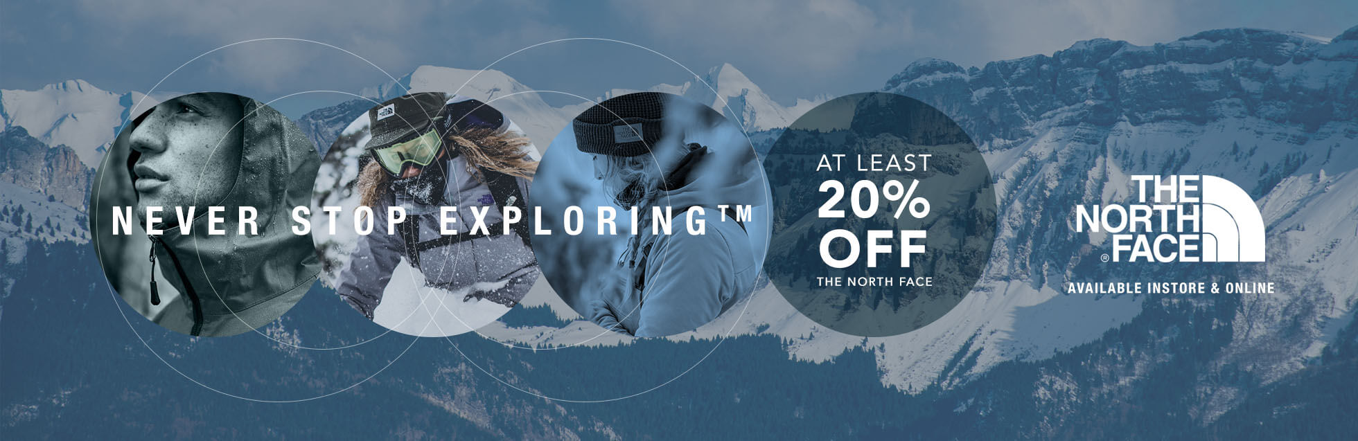 The North Face 20% Off
