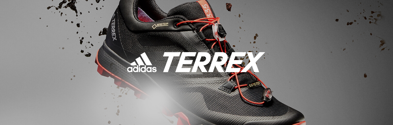 adidas Terrex - Gear Made For The Ups And Downs