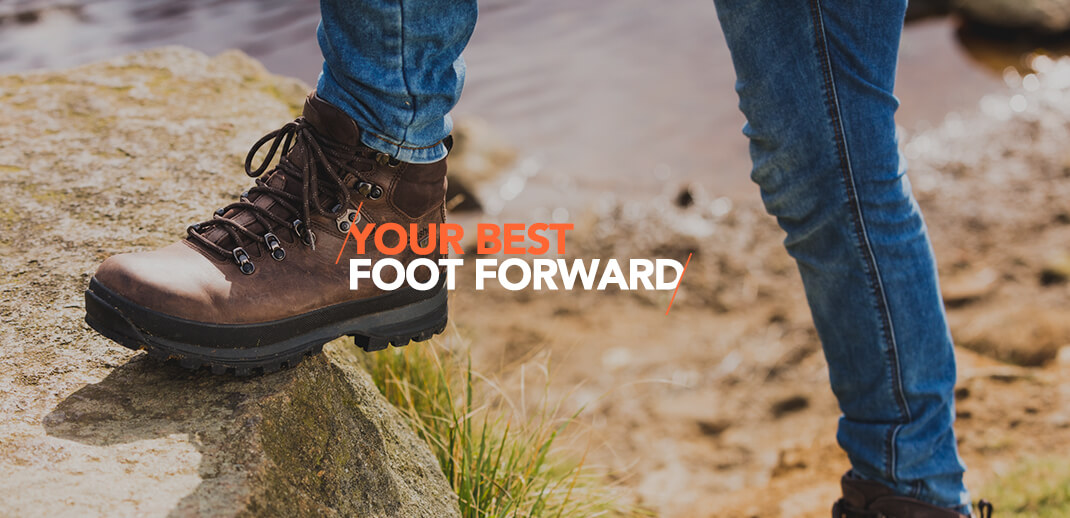 Your Best Foot Forward