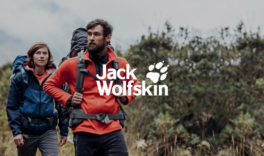 Jack Wolfskin - New Season